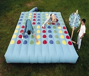 Giant Twister Inflatable Game