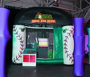 Homerun Durby Inflatable Game